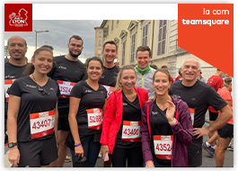 Run In Lyon 2021 Teamsquare